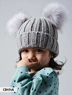 Dziecięce czapki