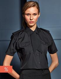 Ladies Pilot Shirt Shortsleeve